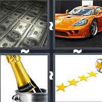 4 Pics 1 Word level 8-6 7 Letters