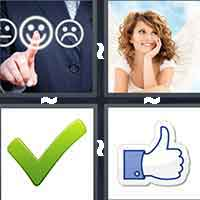 4 Pics 1 Word level 12-11 4 Letters
