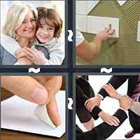4 Pics 1 Word level 12-12 4 Letters