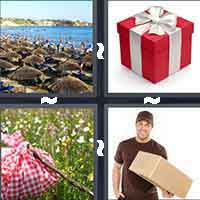4 Pics 1 Word level 8-11 7 Letters