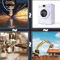 4 Pics 1 Word level 8-13 7 Letters