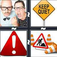 4 Pics 1 Word level 9-3 7 Letters