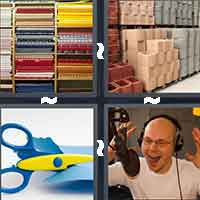4 Pics 1 Word level 6-1 8 Letters