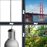 4 Pics 1 Word level 9-7 7 Letters