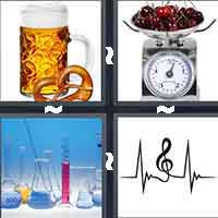 4 Pics 1 Word level 9-8 7 Letters