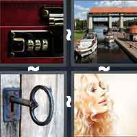 4 Pics 1 Word level 797