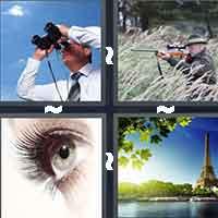 4 Pics 1 Word level 803