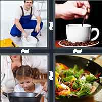 4 Pics 1 Word level 806