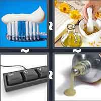 4 Pics 1 Word level 807