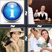 4 Pics 1 Word level 9-11 7 Letters