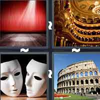 4 Pics 1 Word level 9-12 7 Letters