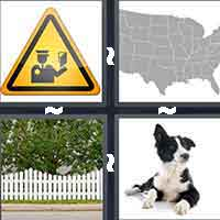 4 Pics 1 Word level 11-1 6 Letters