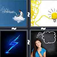 4 Pics 1 Word level 815