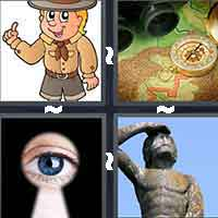 4 Pics 1 Word level 15-2 5 Letters