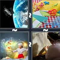 4 Pics 1 Word level 15-3 5 Letters