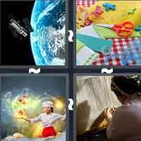 4 Pics 1 Word level 819