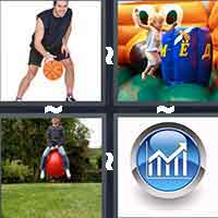 4 Pics 1 Word level 11-2 6 Letters