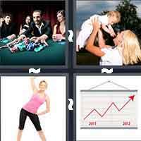4 Pics 1 Word level 824