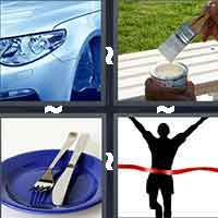 4 Pics 1 Word level 11-3 6 Letters