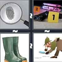 4 Pics 1 Word level 15-6 5 Letters