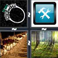 4 Pics 1 Word level 10-3 7 Letters