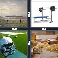 4 Pics 1 Word level 15-9 5 Letters