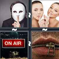 4 Pics 1 Word level 10-8 7 Letters
