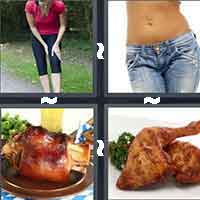 4 Pics 1 Word level 15-10 5 Letters