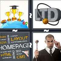 4 Pics 1 Word level 10-10 7 Letters