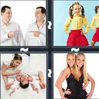 4 Pics 1 Word level 15-11 5 Letters