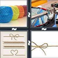 4 Pics 1 Word level 11-9 6 Letters