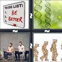 4 Pics 1 Word level 11-11 6 Letters