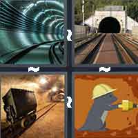 4 Pics 1 Word level 11-14 6 Letters