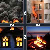4 Pics 1 Word level 890
