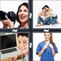 4 Pics 1 Word level 891