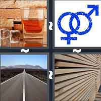 4 Pics 1 Word level 6-14 8 Letters