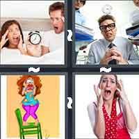 4 Pics 1 Word level 897