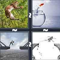4 Pics 1 Word level 899