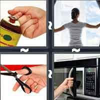 4 Pics 1 Word level 11-5 7 Letters