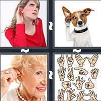 4 Pics 1 Word level 910