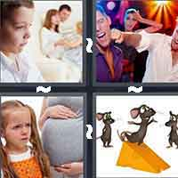 4 Pics 1 Word level 913