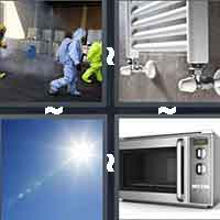 4 Pics 1 Word level 11-7 7 Letters