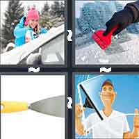 4 Pics 1 Word level 11-9 7 Letters