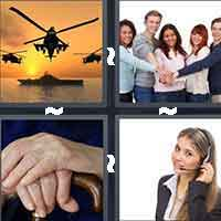 4 Pics 1 Word level 11-10 7 Letters
