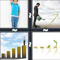 4 Pics 1 Word level 11-11 7 Letters
