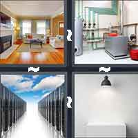4 Pics 1 Word level 15-2 4 Letters