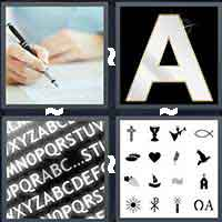 4 Pics 1 Word level 15-4 4 Letters
