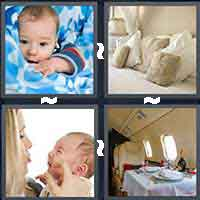 4 Pics 1 Word level 11-13 7 Letters