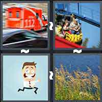 4 Pics 1 Word level 15-5 4 Letters