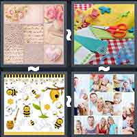 4 Pics 1 Word level 11-14 7 Letters